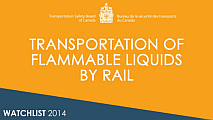 Image from the Transportation of flammable liquids by rail video