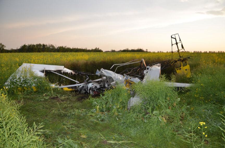 Aviation Investigation Report OccID - Transportation Safety