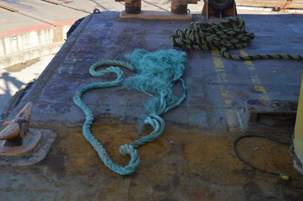 Marine Transportation Safety Investigation Report M16P0062