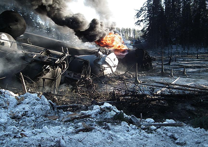 Rapport denquête ferroviaire r15h0013 bureau de la sécurité des
